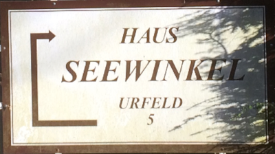 Haus Seewinkel am Walchensee