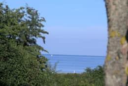 Insel-Suite Amrum mit Meerblick