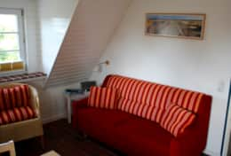 Sofa mit komfortabler Schlaffunktion