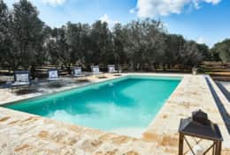 Villa Teia stunning cottage for vacation with heated pool in Ostuni Puglia  - 32