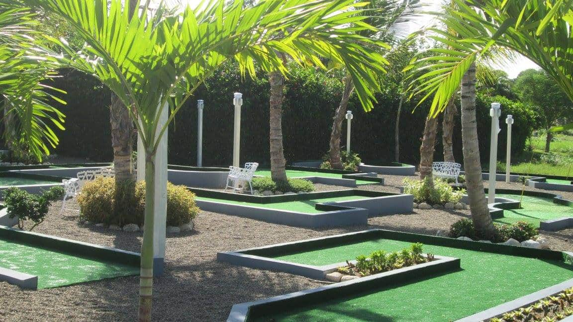 RCL mini golf