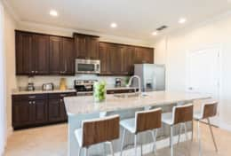 Exclusive Private Villas, 5 Bedroom Luxury Orlando Villa In Encore (ENC084) - Kitchen2