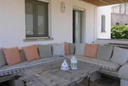 Swedish Home - furnished terrace - first floor - Depressa di Tricase - Salento