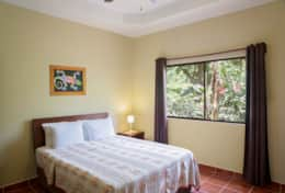 Master bedroom Casita U1 Hacienda Iguana Playa Colorado