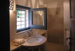 Masseria Ugento - bathroom with shower - Ugento - Salento