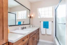 Renovated 3rd bathroom