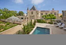 Luxury chateau in Languedoc