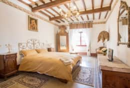 Antica Villa Cortona, bedroomsecond floor