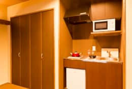Appartment Kitchenette