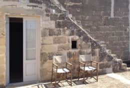 Casa Anita - terrace - Ortelle - Salento