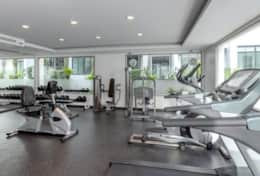 Gym for all guests