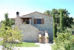 Bellavista holiday rental near Todi