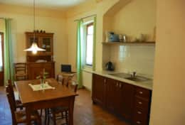 Il Biologico, apartment Zafferano