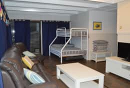 Rumpus Room with additional beds