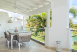 Exclusive Private Villas, Royal Villa 12 (BC131) - Porch dining table