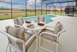 Al-Fresco Dining At Your Pool