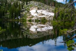 Five Lakes, Granite Chief Wilderness