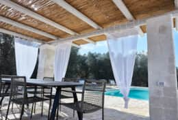 Villa Teia stunning cottage for vacation with heated pool in Ostuni Puglia - 37