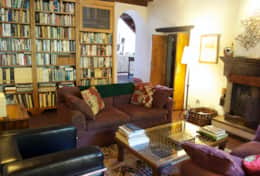 Villa Lavanda - Study/TV Room