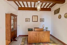 Antica Villa Cortona, reception