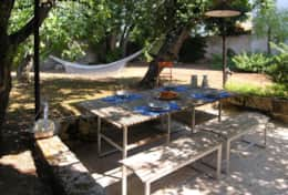 Pulcinella - village house with small courtyards and garden - Castiglione d'Otranto - Salento