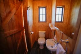 Damara Hut Toilet
