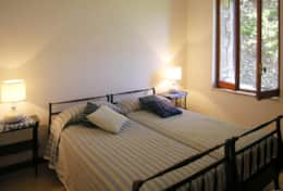 Casa Eolia - double bedroom - Castro Marina
