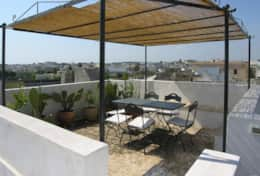 Mini Essiccatoio - roof furnished terrace - Gagliano del Capo - Salento