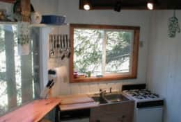 Tree House Kitchen East View (2)