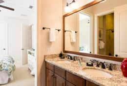 Exclusive Private Villas, 5 Bedroom Classy Vacation Home in Florida (E191) - Bathroom 4