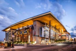 Music City Center. 5 mins away! Courtesy of Nashville Convention & Visitors Corp