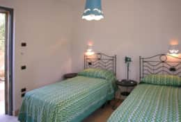 Masseria Ugento - dependance with two single beds - Ugento - Salento