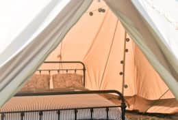 Asheville Glamping Big Top