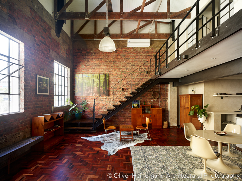 New York Loft Style Apartment 7 Vacation Home In Cape Town