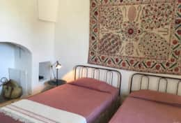 Cava- 2 single french beds - Barbarano - Salento