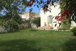 Essiccatoio - house from the garden - Gagliano del Capo - Salento
