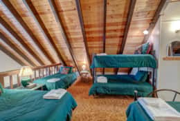 Loft 2 - Beds Have Heated Blankets