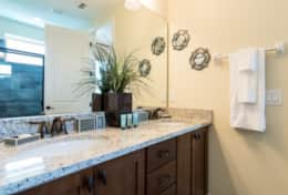 Exclusive Private Villas, 6 Bedroom Vacation Home In Encore Club (ENC037) - MasterBath