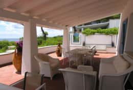 Villa sul mare - terrace overlooking the coast - Castro - Salento