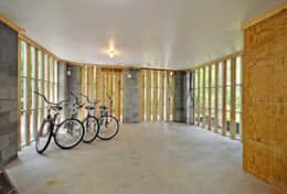 Garage with Bicycles