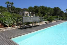 Summer House - private swimming pool - Marina di S. Gregorio - Salento