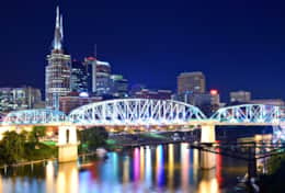 Downtown Nashville is full of excitement and entertainment - 1 min away!