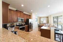 Exclusive Private Villas, Modern 6 Bedroom Luxury Villa (ENC013) - Kitchen1