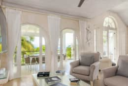 Exclusive Private Villas, Royal Villa 12 (BC131) - Living room ocean-view