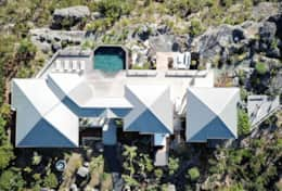 stbarth-villa-byzance-pool-terrace-aerial-photo