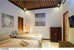 Villa Senin -  Ground floor - Bedroom  guests by night