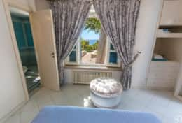 Villa sul mare - double room with en-suite bathroom - annex 1 - Castro - Salento