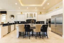 Exclusive Private Villas, 12 Bedroom Villa in Reunion Resort (E295) - Kitchen 2