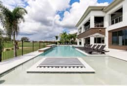 Exclusive Private Villas, 12 Bedroom Villa in Reunion Resort (E312) - Pool 1