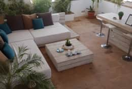 Roof top terrace 1